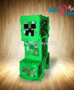 Пиньята Minecraft creeper