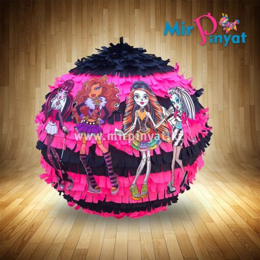 Пиньята Monster High 3